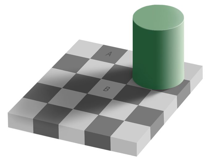 optical illusion colors