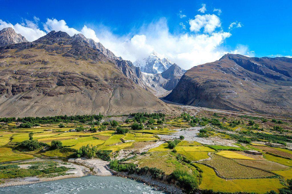 Switzerland? Look again. Hello Pakistan!